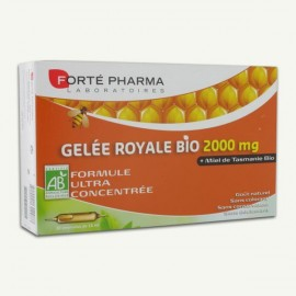 GELEE ROYALE AMPOULES 15ML FORTE PHARMA