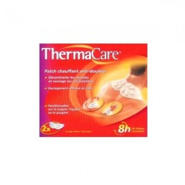 Patch auto-chauffant anti-douleur 16H Thermacare