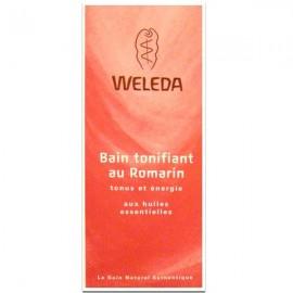Bain Tonifiant au Romarin Weleda 200 ml