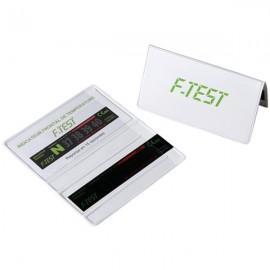 F-TEST TEST FRONTAL FIEVRE 1