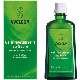 Bain Revitalisant Sapin Weleda 200 ml