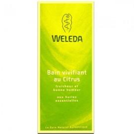 Bain Vivifiant Citrus Weleda 200 ml