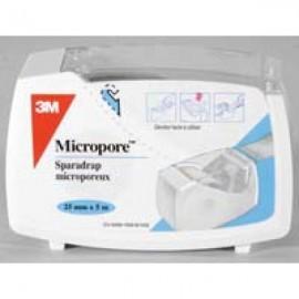 MICROPORE 25MMX5M CHAIR DEVIDOIR