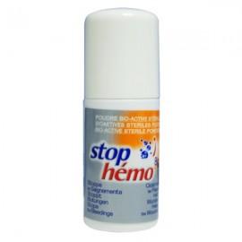 STOP-HEMO POUDRE FLACON POUDREUR 8G DM