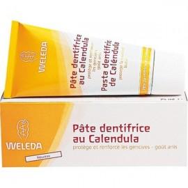 Pâte Dentifrice au Calendula Weleda 75 ml