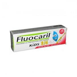 Dentifrice Fluocaril Kids 0-6 ans Gel Fraise 50 ml