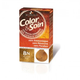 COLOR/SOIN BLOND BLE 8N