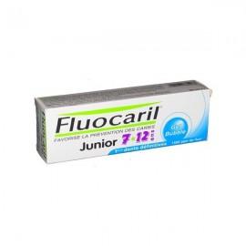 Dentifrice Fluocaril Junior 6-12 ans Gel Bubble 75 ml
