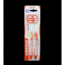 Brosse à Dents Medium InterX Elmex X2