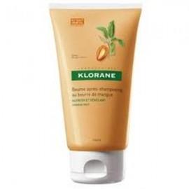 Baume Après-Shampooing Nutrition Mangue Klorane 200 ml