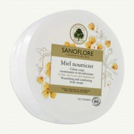Baume de Beauté Nutritif Corps Miel Suprême Sanoflore 150 ml