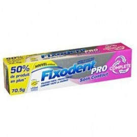 Fixodent Pro Complete Soin Confort 70,5 g