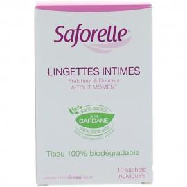 SAFORELLE LINGETTE BOITE 10