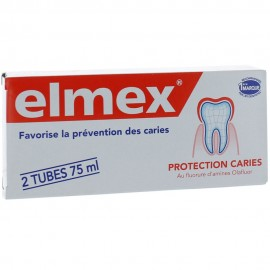 Elmex Dentifrice Protection Caries 2X75 ml