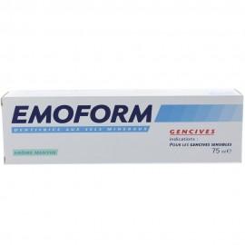 Dentifrice Emoform Gencives Menthe 75 ml