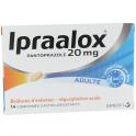 Ipraalox 20 mg 14 comprimés