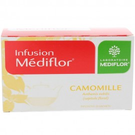 Infusion Mediflor Digestion Camomille 24 sachets