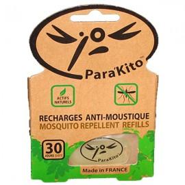 PARAKITO PACKS PLAQUETTE 2 RECHARGES