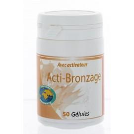 ACTI-BRONZAGE BOITE DE 50 GELULES
