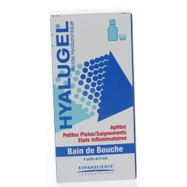 HYALUGEL BAIN BOUCHE FLACON 100ML