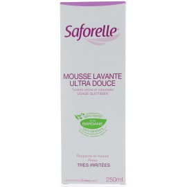 SAFORELLE MOUSSE LAVANT TUBE 250ML