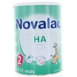 NOVALAC HA 2EME AGE