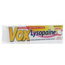 VOX LYSOPAINE JUNIOR 18 PASTILLES
