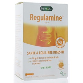 REGULAMINE SANTE & EQUILIBRE DIGESTIF SANS SUCRE 30 SACHETS POUDRE