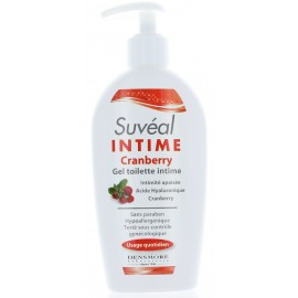 SUVEAL INTIME CRANBERRY GEL TOILETTE INTIMME 200ML