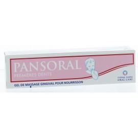 Pansoral Gel Gingival Premières Dents 15 ml