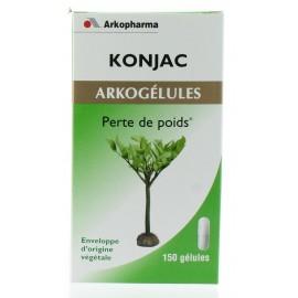 Konjac Arkopharma 150 gélules