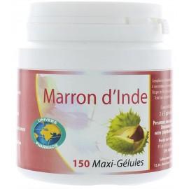 UNIVERS GELULES MARRON D'INDE X150