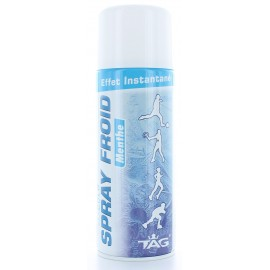 COLD SPRAY FROID MENTHE EFFET INSTANTANE BOMBE AREOSOL 400 ml