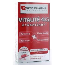 FORTE PHARMA VITALITE 4G DYNAMISANT 28 COMPRIMES ENERGISANTS