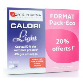 FORTE PHARMA CALORI LIGHT PACK ECO 120 GELULES - PROMO 20% OFFERTS