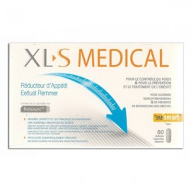 XLS MEDICAL REDUCTEUR APPETIT 60 Gélules