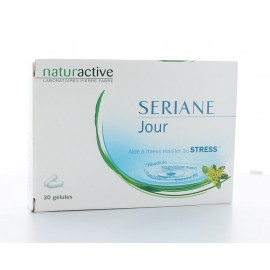 NATURACTIVE SERIANE JOUR STRESS 30 gélules