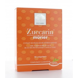ZUCCARIN MURIER 60 comprimés