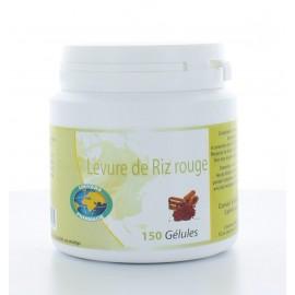 LEVURE DE RIZ ROUGE 150 gélules