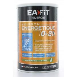 EAFIT BOISSON ENERGETIQUE 0-2H MENTHE 500G