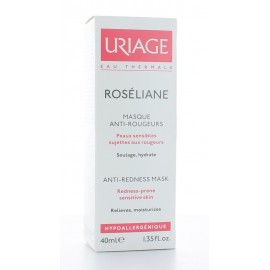 URIAGE ROSELIANE MASQUE ANTI-ROUGEURS 40 ml