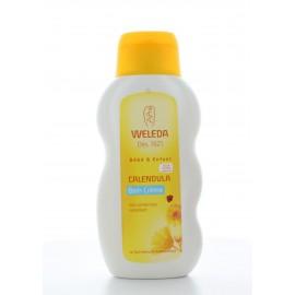 Bain Crème Bébé Calendula Weleda 200 ml