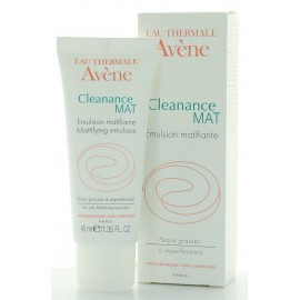 AVENE CLEANANCE MAT EMULSION MATIFIANTE 40 ml