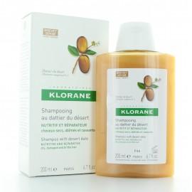 KLORANE SHAMPOOING AU DATTIER DU DESERT 200 ml