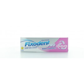 FIXODENT PRO COMPLETE SOIN CONFORT 47G FIXATION APPAREIL DENTAIRE
