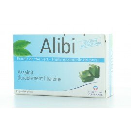 Alibi Pocket 12 pastilles