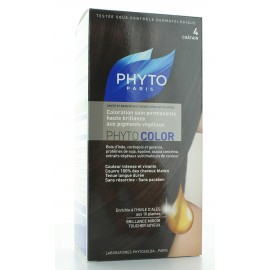 PHYTO COLOR 4 CHATAIN
