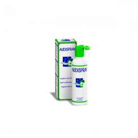 AUDISPRAY ADULTE HYGIENE DE L'OREILLE SPRAY 50 ml