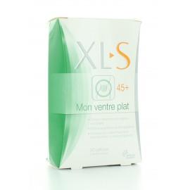 XL-S 45+ MON VENTRE PLAT 30 GELULES