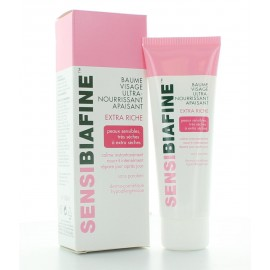 SENSIBIAFINE BAUME VISAGE ULTRA-NOURRISSANT APAISANT EXTRA RICHE 50 ml
